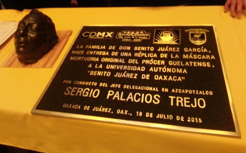 143 Aniversario Luctuoso Juárez 1 Pagina3 Noticias Desde Oaxaca