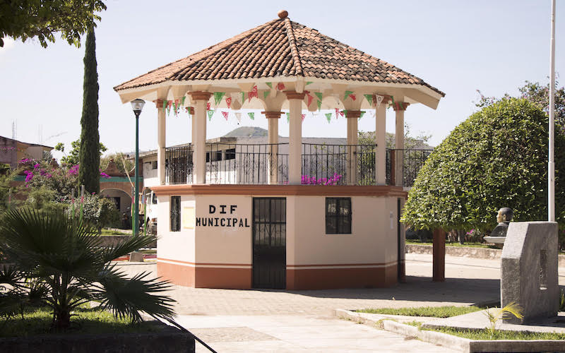 La migración, un factor que incide en las votaciones de San Juan Teitipac. Foto: Ilse Magaly Jiménez Castellanos.