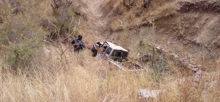 Autoridades comunales de Jamiltepec fueron emboscadas  saldo  dos ... 7c275ebef3b
