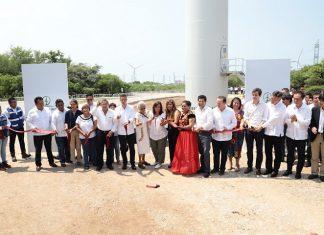 En Parque Eólico Mitsubishi se hizo consulta indígena, destaca SENER pagina 3