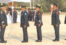 Cambios en VIII Región Militar y 28 Zona Militar, por Guardia Nacional en Oaxaca