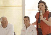 """Ivonne Ortega pide a gobernantes """"con corazoncito"""" no inclinar votación"""