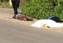 Lunes violento: asesinan a seis personas en La Venta