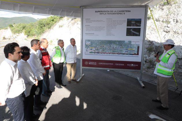 Autopista al Istmo detonará desarrollo en Oaxaca y en todo el sureste dice Murat pagina 3