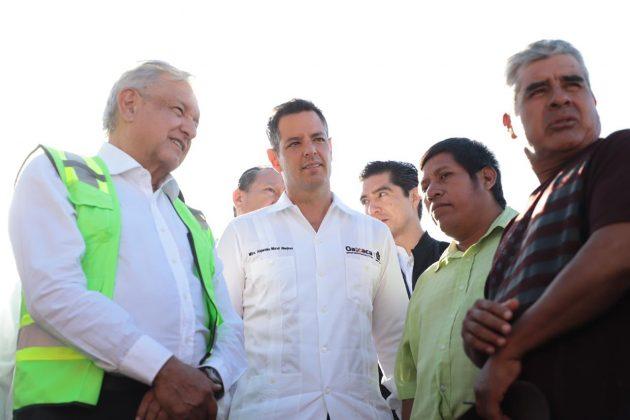 Autopista al Istmo para desarrollo en Oaxaca y en todo el sureste, Murat pagina 3