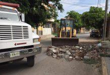 Gobierno de Juchitán pide mantener limpias las calles sin escombros pagina 3