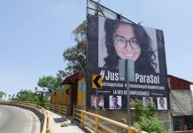 reinstalan espectacular de maria del sol, feminicidio en Oaxaca pagina 3