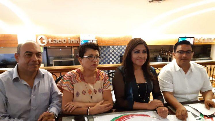Proyecto Nacional Oaxaca