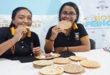 Totopos nutritivos
