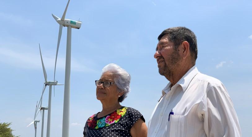 El negocio del viento