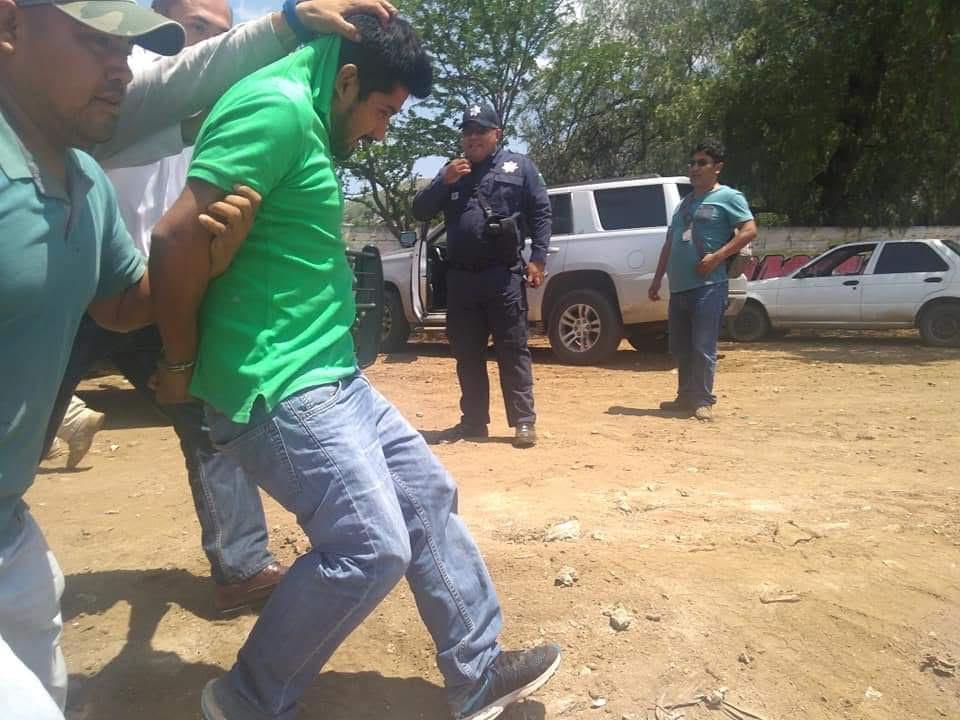 Carlos Ríos Suárez, el oaxaco, detenido pagina 3