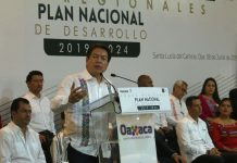 Mario Delgado alenta el Plan Nacional de Desarrollo en Oaxaca pagina 3