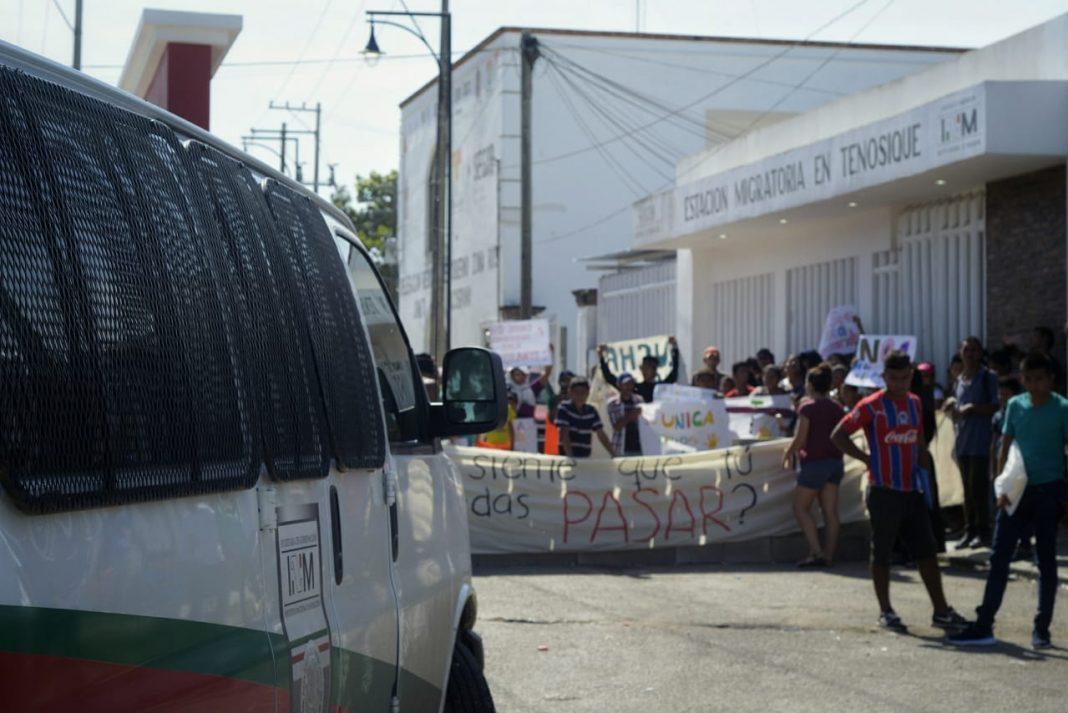 La brutal política migratoria estaba planeada antes del acuerdo MX-EUA pagina 3