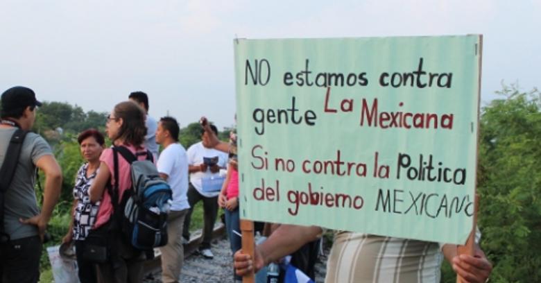 Doble discurso en políticas migratorias alarma a defensores de DDHH pagina 3