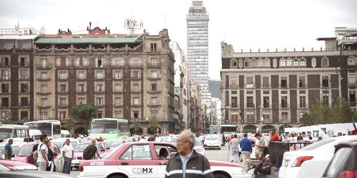 Protestas de taxistas contra Uber