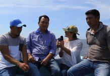 Pide Emilio Montero a la Federación, atender el cierre de la boca barra que afecta a Playa Vicente pagina 3