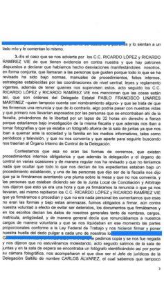 A punta de pistola obtienen las renuncias en el Seguro de Torreón pagina 3