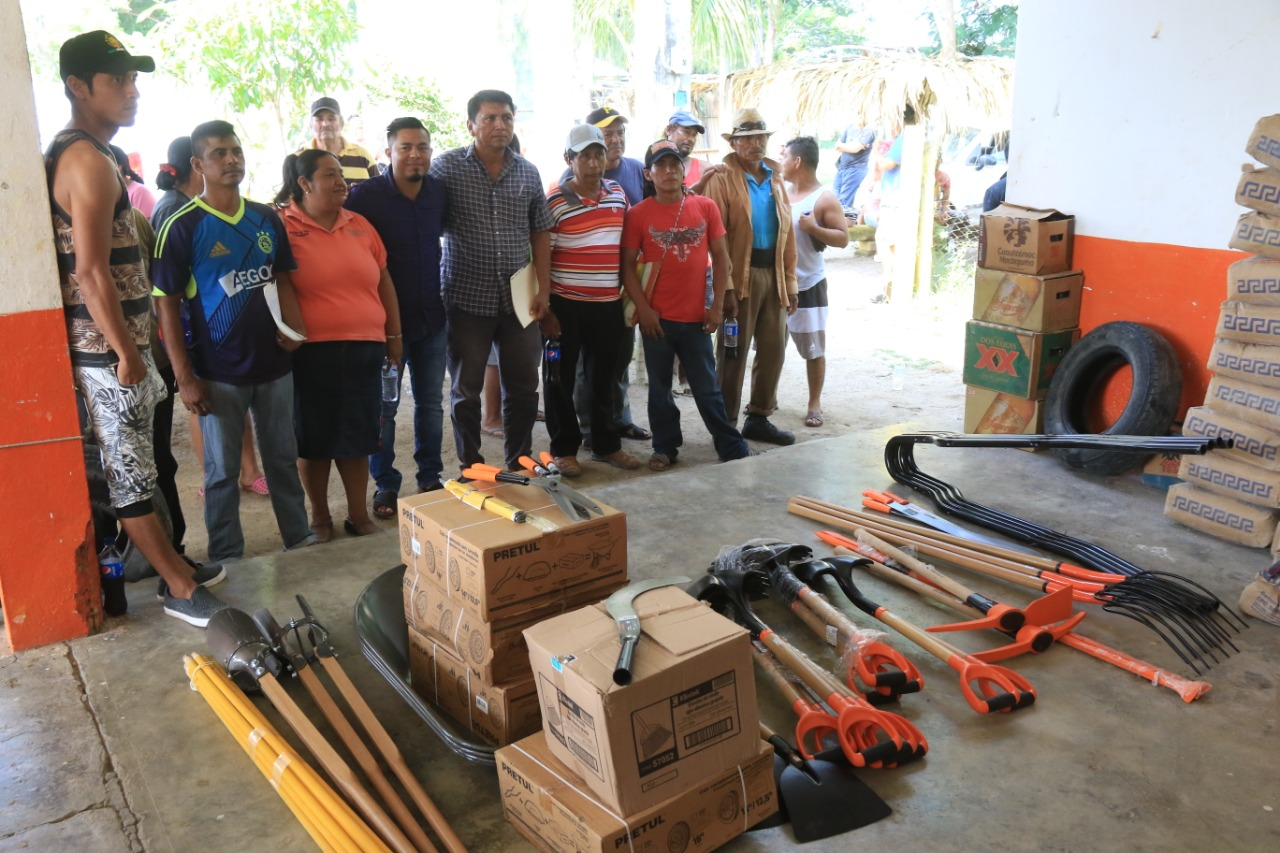 Acciones de limpieza y festival artístico en Playa Vicente pagina 3
