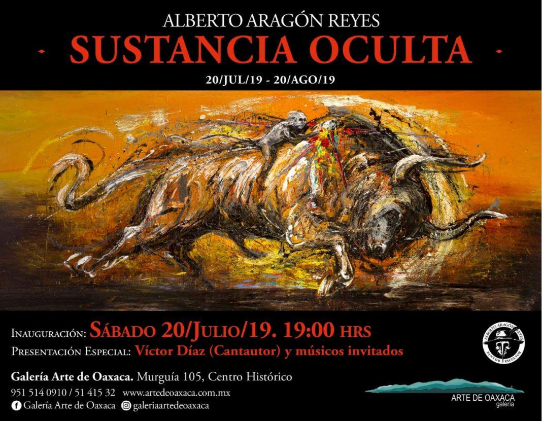 Alberto Aragón Reyes inaugura exposición Sustancia Oculta en Oaxaca pagina 3