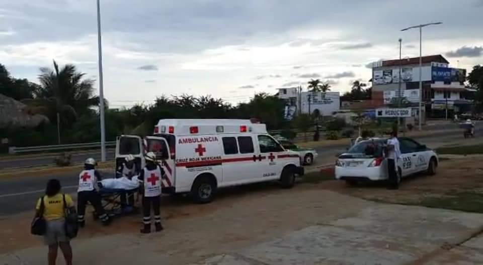 Ambulancia llega por bebé que nació en taxi pagina 3