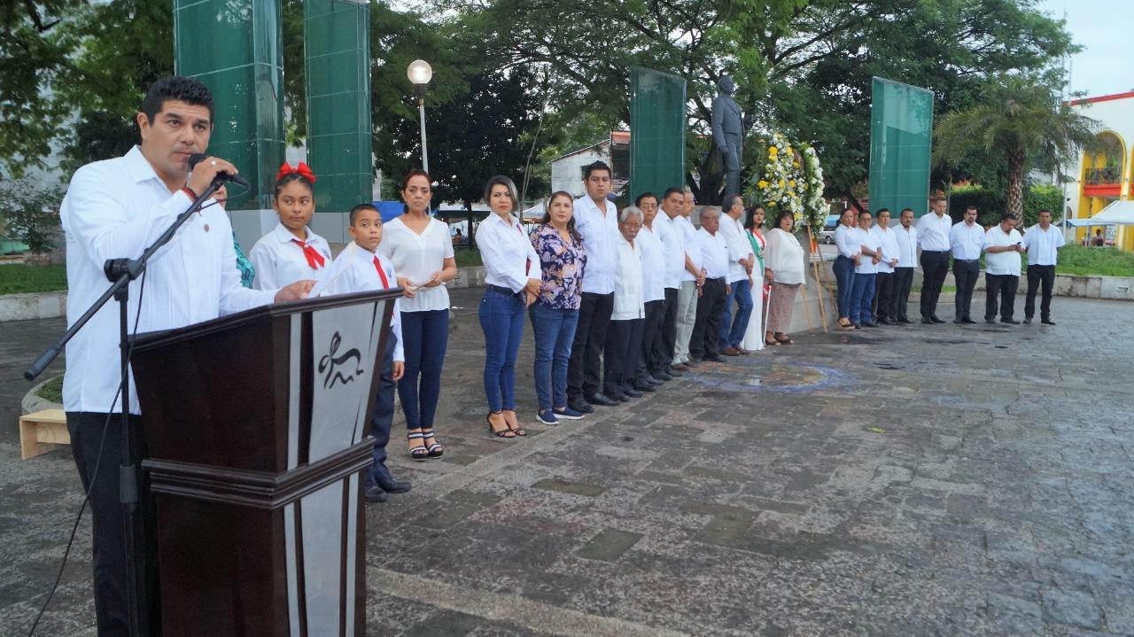 Conmemora Tuxtepec el 147 Aniversario Luctuoso de Benito Juárez pagina 3