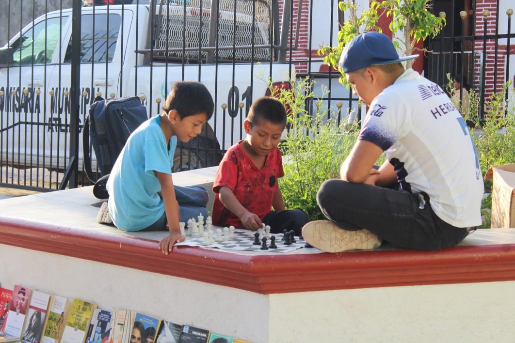 Conoce a David Juárez, el joven que el declaró guerra al analfabetismo pagina 3