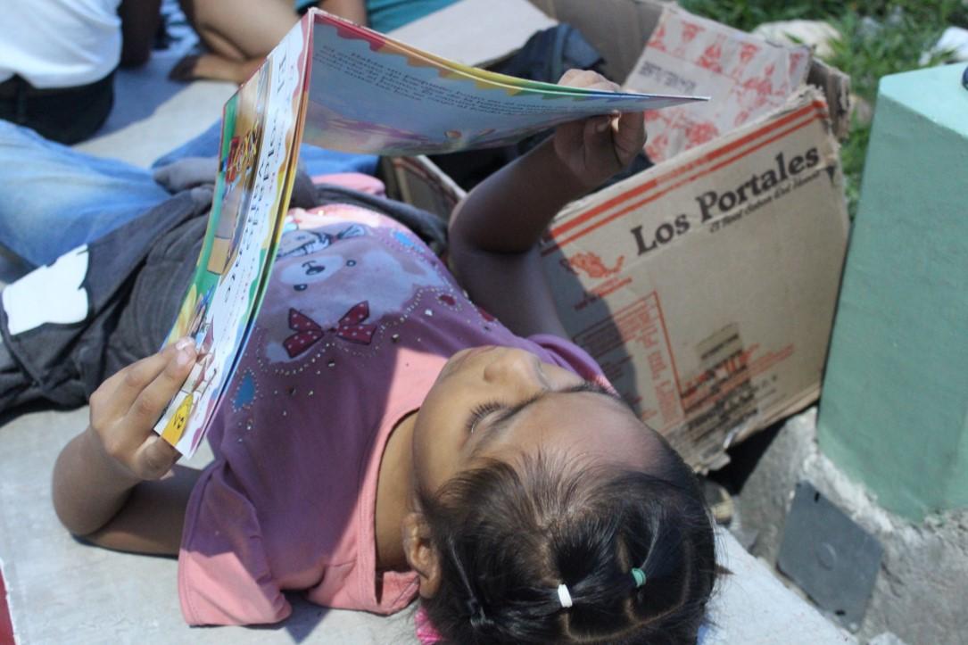 Conoce a David Juárez, joven que el declaró la guerra al analfabetismo pagina 3