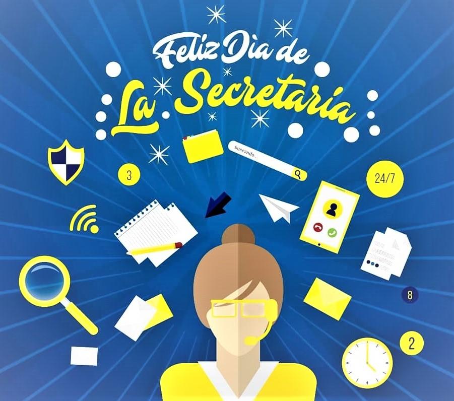 Dia de la secretarias, texto de horacio corro pagina 3