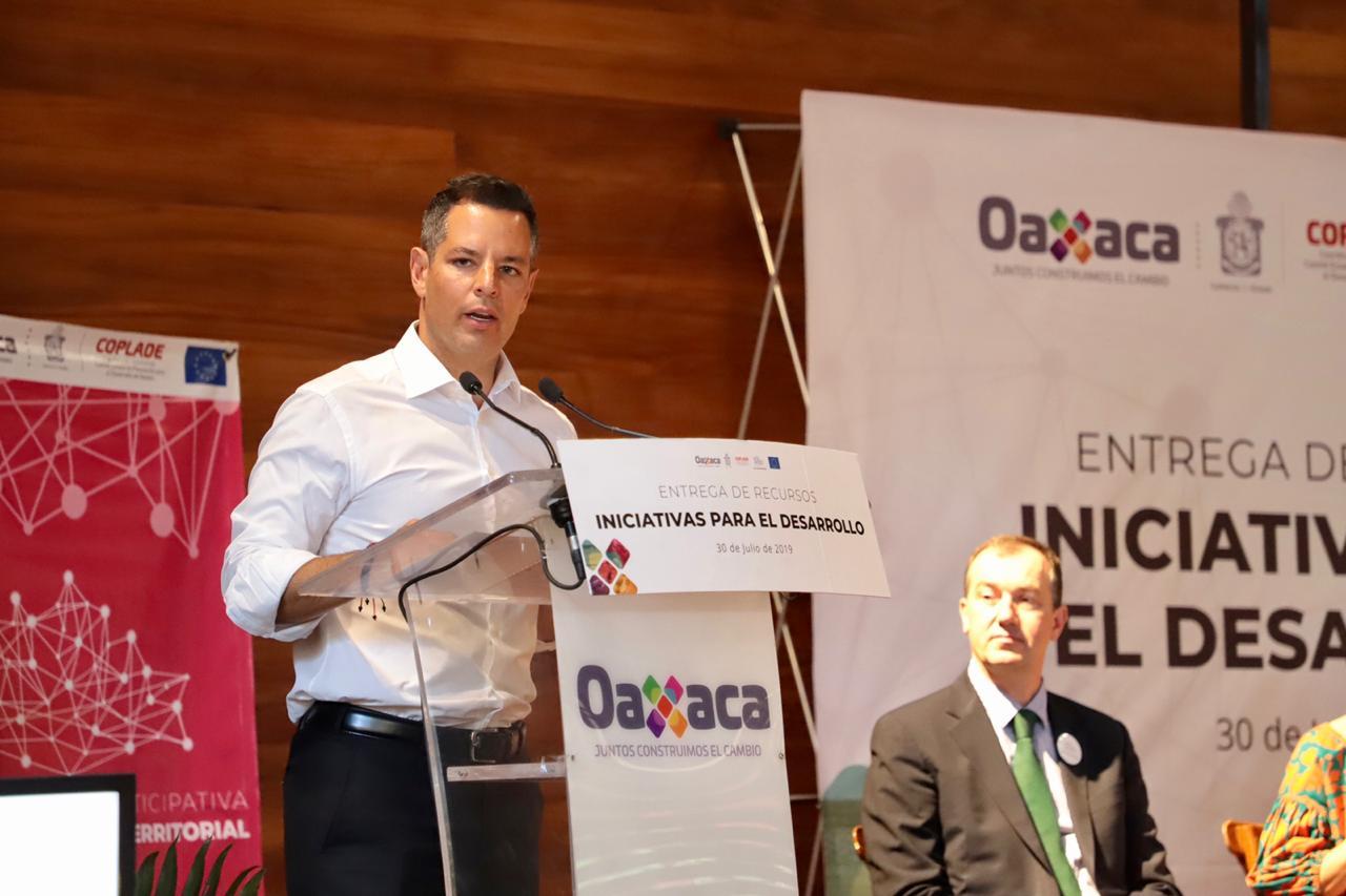 Gobierno de Oaxaca y la Unión Europea dan11.5 mdp a 30 iniciativas con vocación productiva pagina 3
