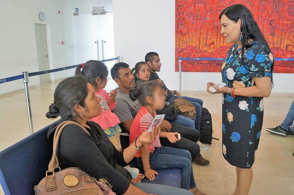 Inicia IOAM por Temporada de Verano, Operativo a Beneficio de Migrantes pagina 3