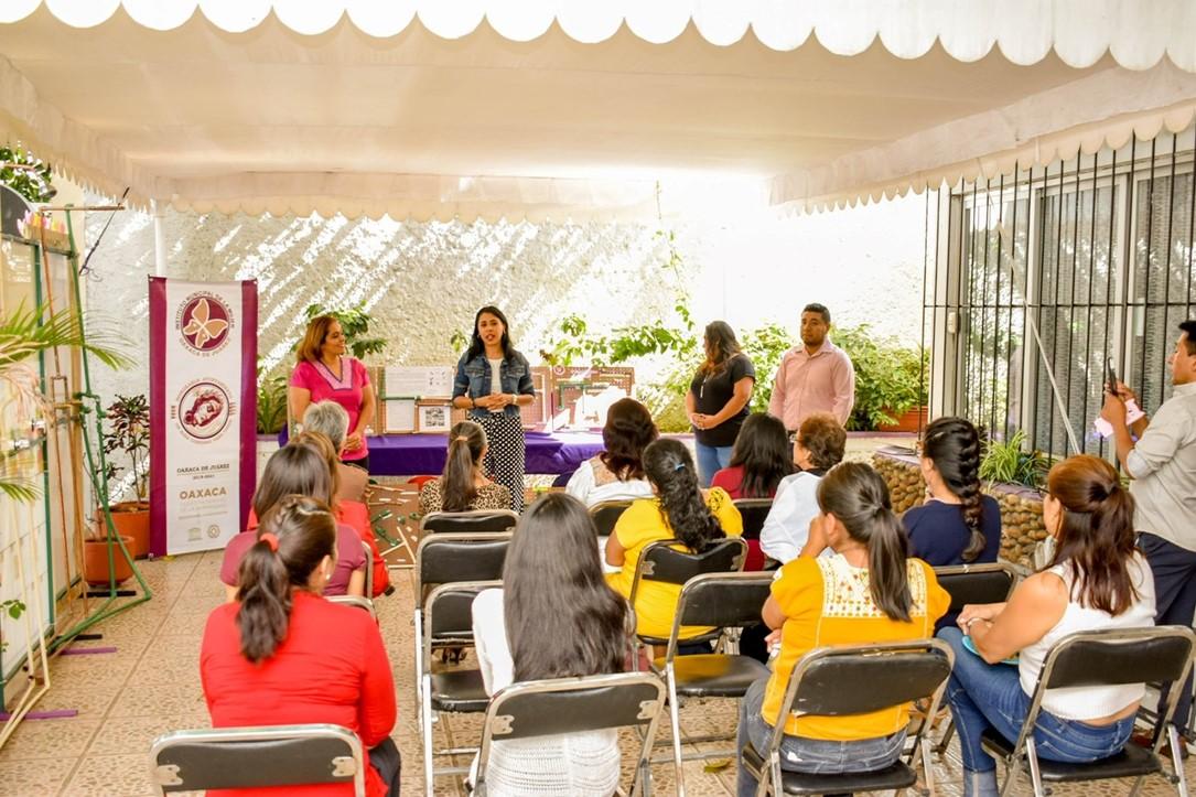 """Invita Gobierno de Oaxaca al taller de verano """"Espacio de niñas de-construyendo"""" pagina 3"""