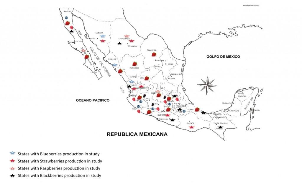 Mapa Berrymex de explotación jornalera en Jalisco Pagina 3
