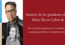 Mexicana gana el galardón internacional de periodismo María Moors Cabot pagina 3
