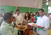 Teotitlán de Flores Magón tuvo hoy Foro de Consulta Libre del INPI pagina 3
