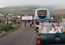 Zapotecos de San Dionisio Ocotepec bloquean carretera en defensa de su territorio invadido por empresario pagina 3