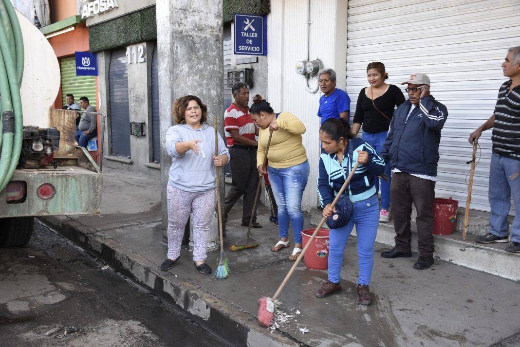 macrotequio guelaguetza 2019 atiende zonas cercanas al Mercado de Abasto pagina 3