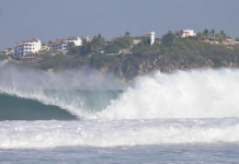 Continúa Mar de fondo en Oaxaca con olas de 1.5 a 2 metros de altura pagina 3