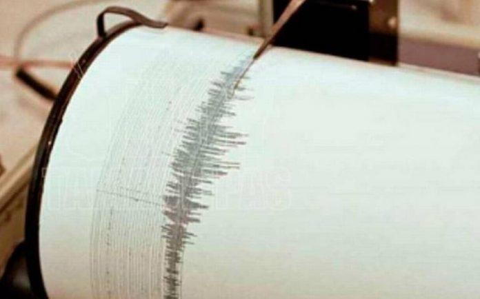 sismo en el Istmo de Tehuantepec