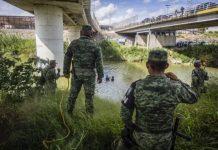 Agentes fronterizo lanzan bolas de pimienta contra mexicanos en Río Bravo pagina 3