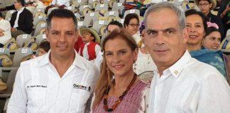 Beatriz Gutiérrez Muller en el saldo que dejó la Guelaguetza pagina 3