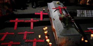 En México es asesinada una mujer cada hora y cuarto pagina 3