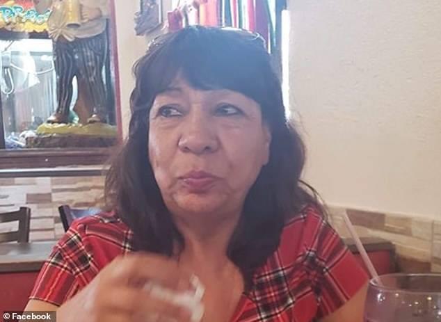 Gloria Irma Márquez, víctima en El Paso