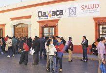 Gobierno Federal dice que basificará 6 mil trabajadores de salud en Oaxaca pagina 3
