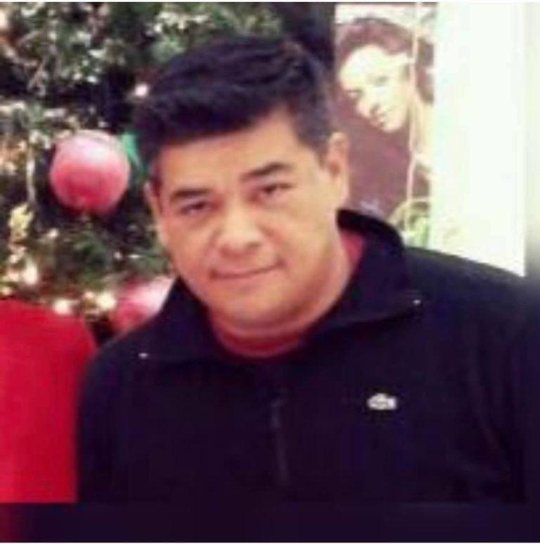 Iván Manzano, víctima del tiroteo en El Paso