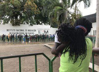 Muere haitiano después de gritar y llorar de dolor en una celda para migrantes pagina 3