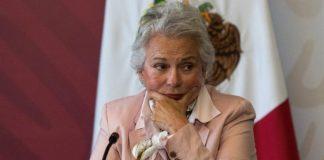 Olga Sanchez afirma que Gobierno no influirá en caso Rosario Robles pagina 3