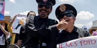 Once días de filtraciones sobre violencia sexual de la policía pagina 3