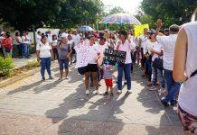 Protestan en Puerto Escondido por muerte de María Eugenia: Vicefiscalía minimiza su caso pagina 3