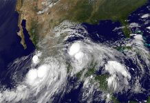Se avecina otro ciclón tropical, detectan alta probabilidad en el golfo de Tehuantepec pagina 3