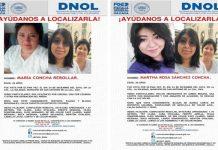 ULSA lanza campaña para localizar a Martha Rosa Sánchez y María Concha Rebollar, de esa comunidad estudiantil pagina 3